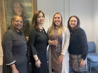 Jessica Mauro completed the DNP program in 2020.